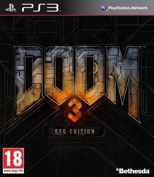 Doom 3 BFG Edition (PS3)
